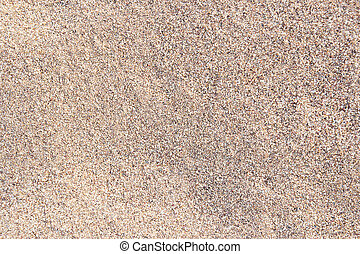 Close up sand on the beach as background