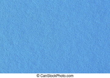 Close-up shot of light blue paper texture.