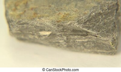 Close Up Shot of Shale - This is the close up shot of shale...