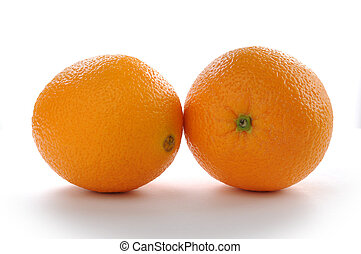 Close-up tasty orange