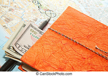 Close-up Travel Arrangement Dollar - Close-up Travel...