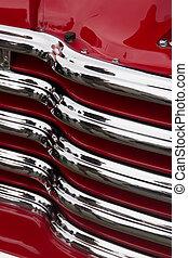 Classic Bumper Truck details