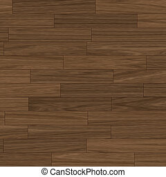 dark brown parquet flooring - close up view of a dark brown...