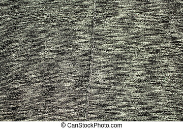 Close up view of fabric / textile background.