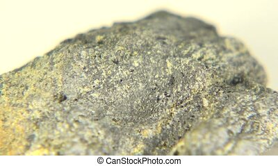 Closer View of Carbon Graphite - This is the closer view of...