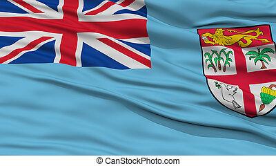 closeup, figi, bandiera