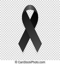 closeup, ikona, śmierć, melanoma, clipart, realistyczny, ...