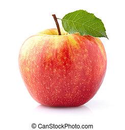 closeup, jabłko