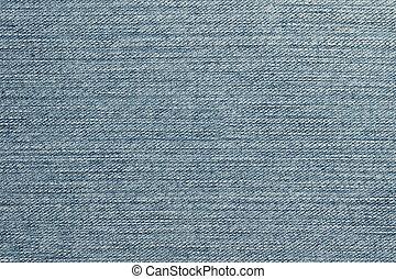closeup, jean, utile, cloth., texture