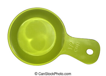 1/2 cup measuring cup