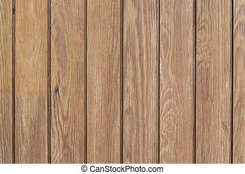 Closeup of a weathered wooden wall