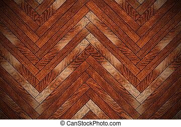 closeup of brown wooden floor