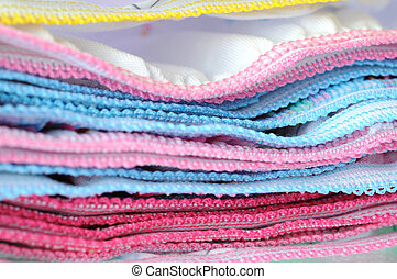 underwear - closeup of kid underwear for background uses