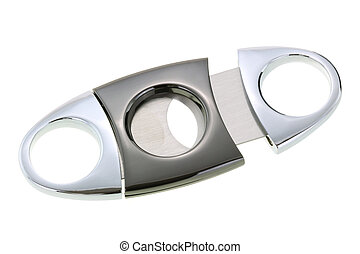 Cigar Cutter isolated on white