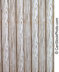 closeup of pine cladding