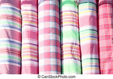 printed cloth