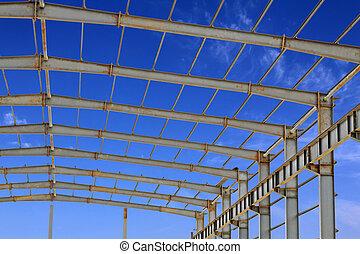 steel structure framework