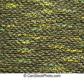 Closeup of wool texture