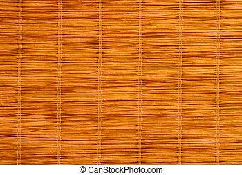 Closeup photo of a wooden door