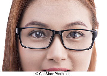 Por girl cute tan asian girl in glasses housewife xxx