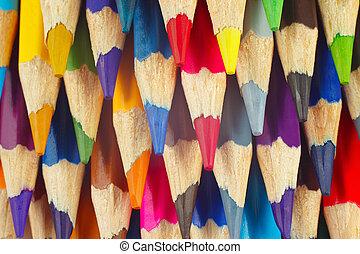 closeup, Rudacska, művészet, színezett, háttér