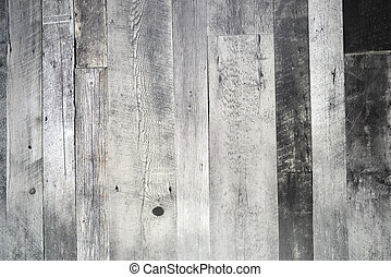 rustic light gray wood paneling background