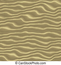 closeup seamless texture of sand. Repeatable pattern