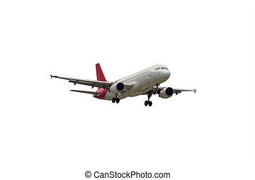commercial passenger aircraft
