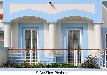 closeup, windows