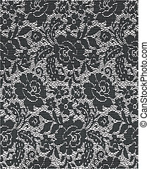 Cloth Lace - Scalable vectorial image representing a cloth...