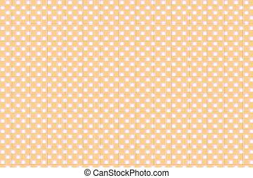 Cloth pattern background