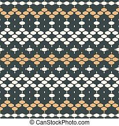 Cloth pattern Vector - Cloth pattern art,Vector illustration