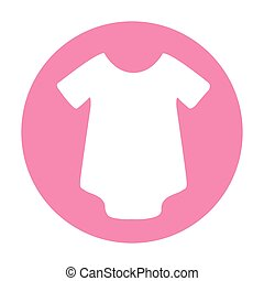 clothes clothing isolated icon