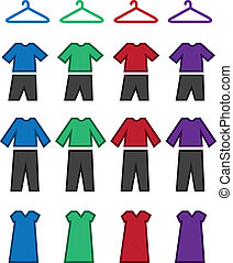 Clothes Colors