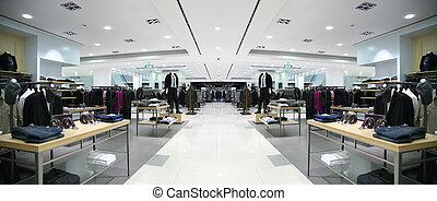 clothes nákup