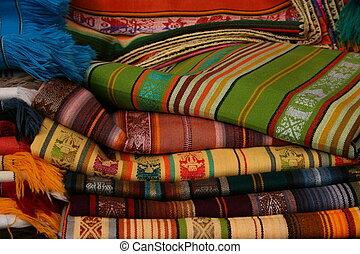 cloths on market