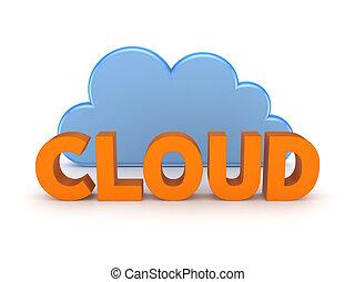 cloud., 単語