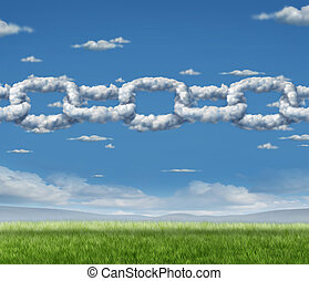 Cloud Chain
