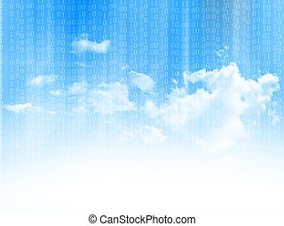 Cloud competing with binary stream