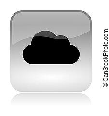 Cloud Computing App Icon