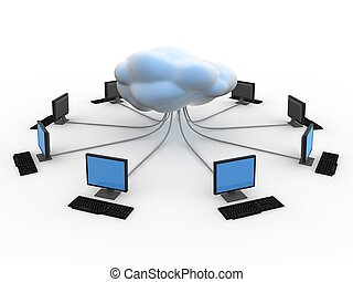 Cloud Computing Concept  - Cloud Computing Concept