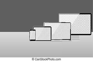 Cloud Computing Concept Vector Illustration.