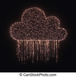 Cloud Computing Data Rain