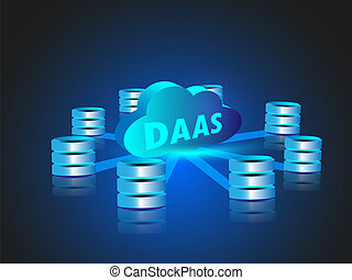 Concept of Data as a Service in Cloud Computing technology