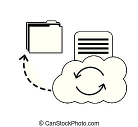 cloud computing reload folder file data document sharing