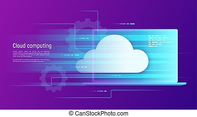 Cloud computing, storage, hosting, services, network management,