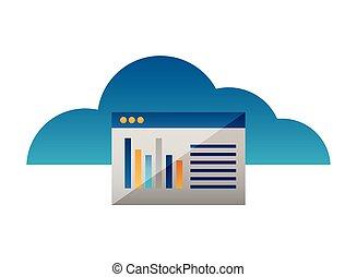 cloud computing website report