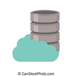 cloud data server information technology