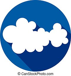 cloud flat icon
