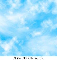 Cloud fluff